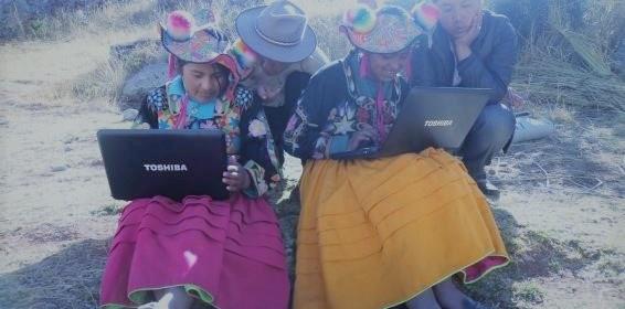 Fortalecimiento de capacidades en el uso de las TIC para el desarrollo del Turismo Rural Comunitario