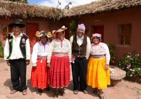 Familles de Llachón