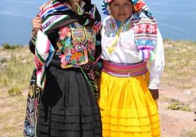 Vêtement typique de Capachica