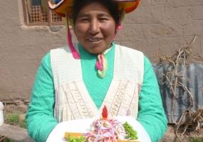 Ceviche de Trucha