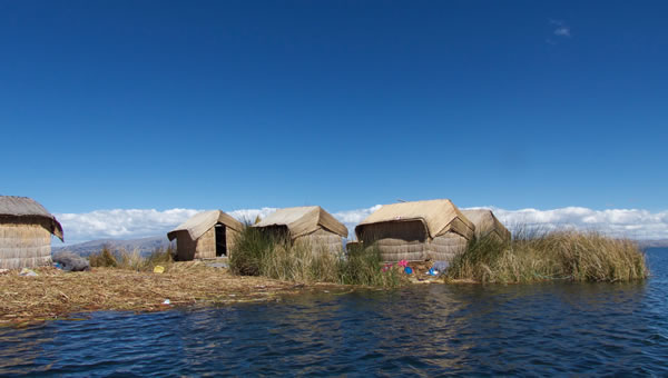 Uros Titino Floating Islands
